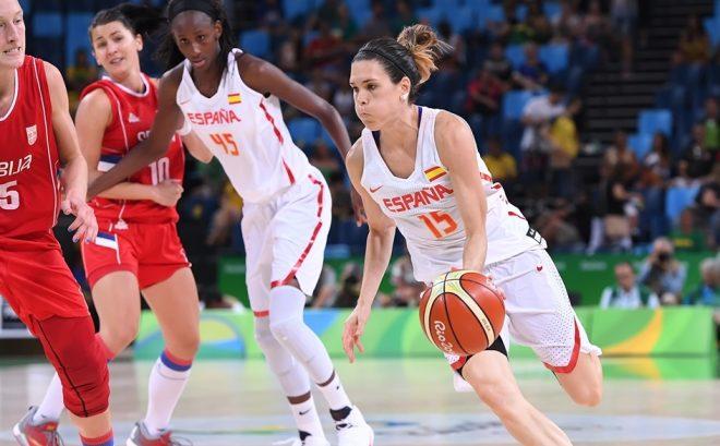 Crescendo cada vez mais de produção no Rio 2016, Espanha disputará pela primeira vez em sua história a Final do torneio olímpico de basquete feminino (Divulgação/FIBA)